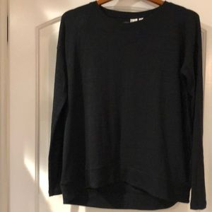 Gap Black Crew neck Sweater